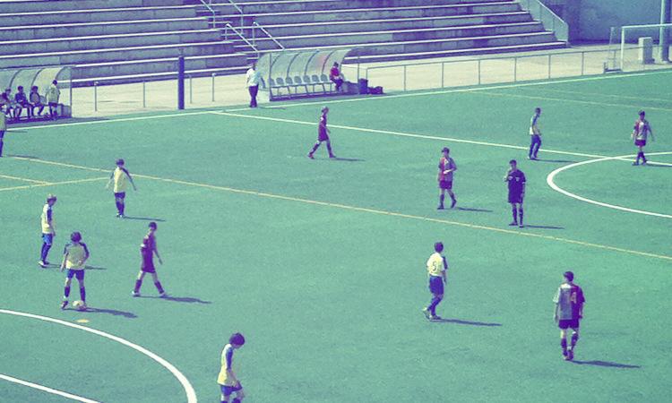 Escuela de Fútbol en Barcelona