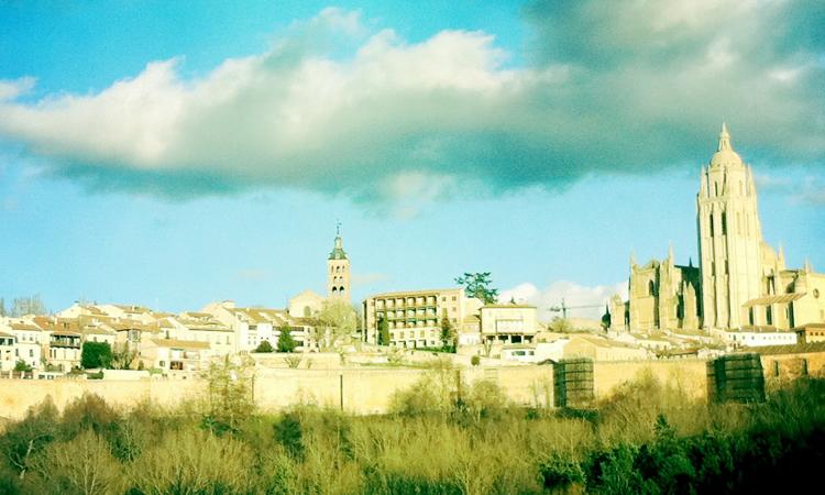 Segovia fotografía - digerible