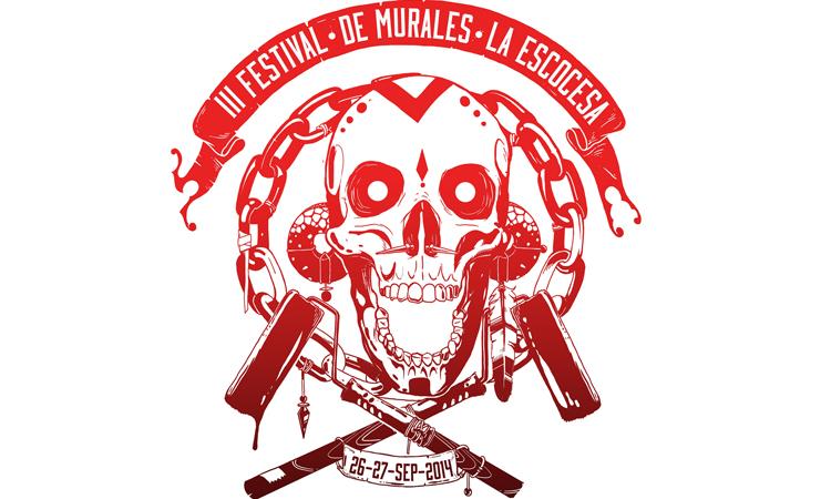 III Festival de Murales - La Escocesa
