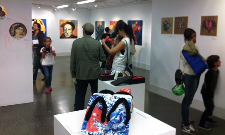 Expo de Arte Urbano - Romanica, Digerible