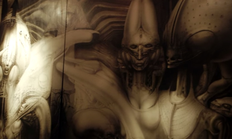 Giger documental digerible