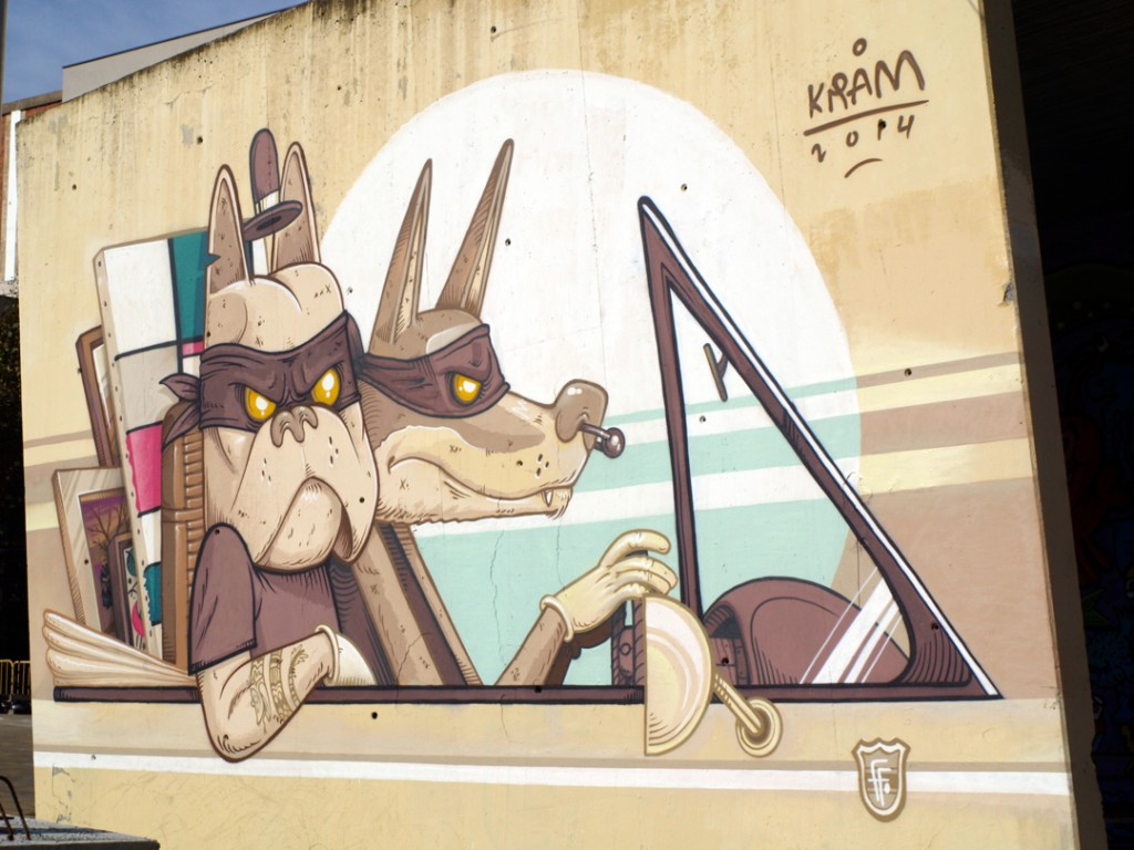 Kram Arte Urbano Digerible