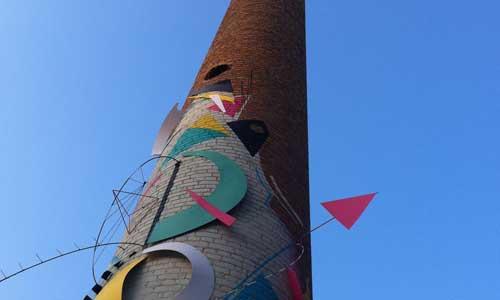 Labuenaylamala arte urbano digerible