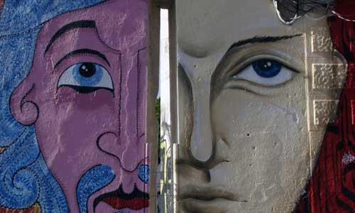"""Romanica"""" de omino71 y Mr.Klevra - Arte Urbano - Digerible"""