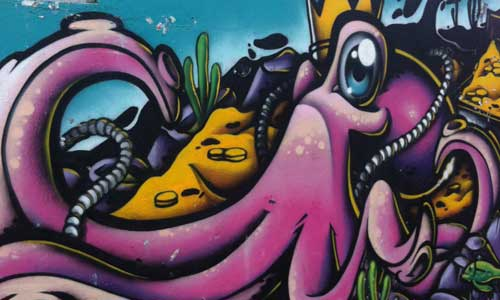 again arte urbano Digerible