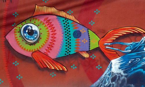 Ozono Art, Arte urbano, México, digerible