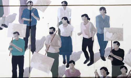 Hyuro, arte urbano, Nueva Zelanda, digerible