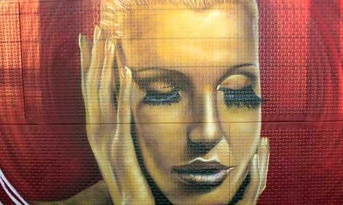 Bublegum, Arte urbano, Barcelona, Digerible