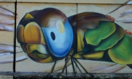 Arte urbano Sevilla, digerible