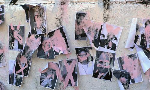 Arte Urbano Político Barcelona, digerible