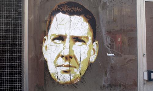 ErrE, arte urbano en Galicia, Digerible