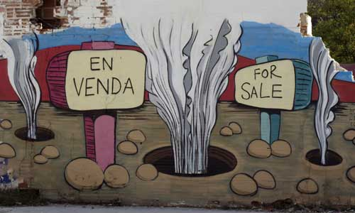 Enric Font arte urbano Barcelona