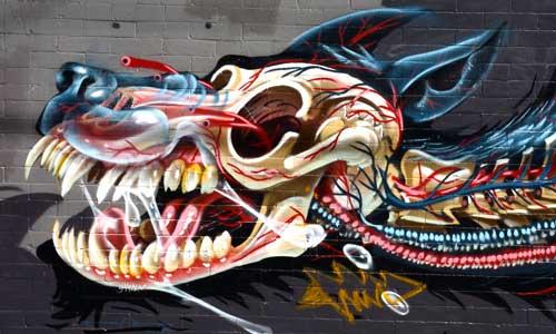 Nichos arte urbano, San Francisco USA