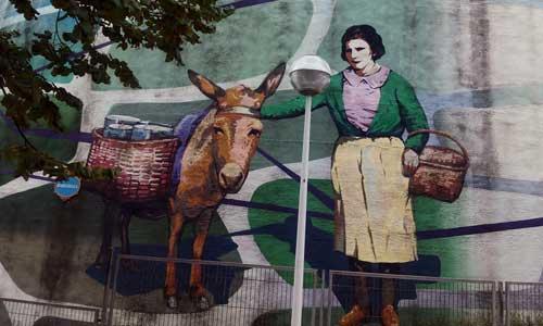 arte urbano, Bilbao