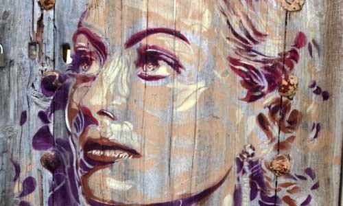 Btoy Andrea, Arte urbano Fanzara