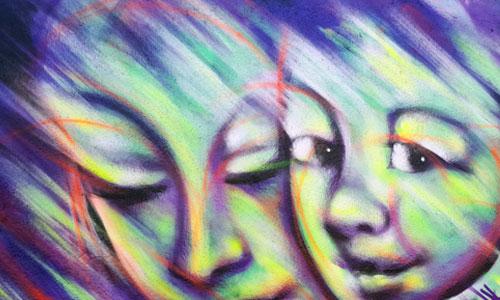 Enfore One, arte urbano Barcelona