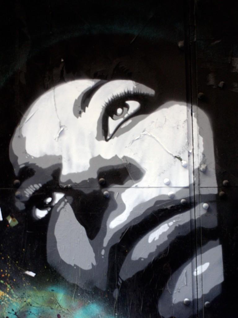 SM172, arte urbano, Barcelona
