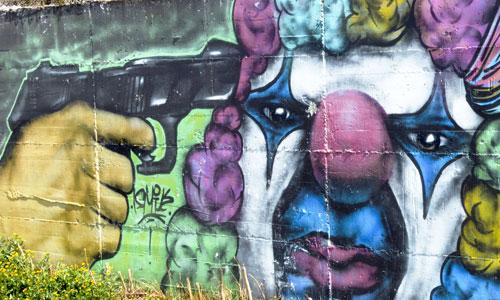 arte urbano Berga Barcelona