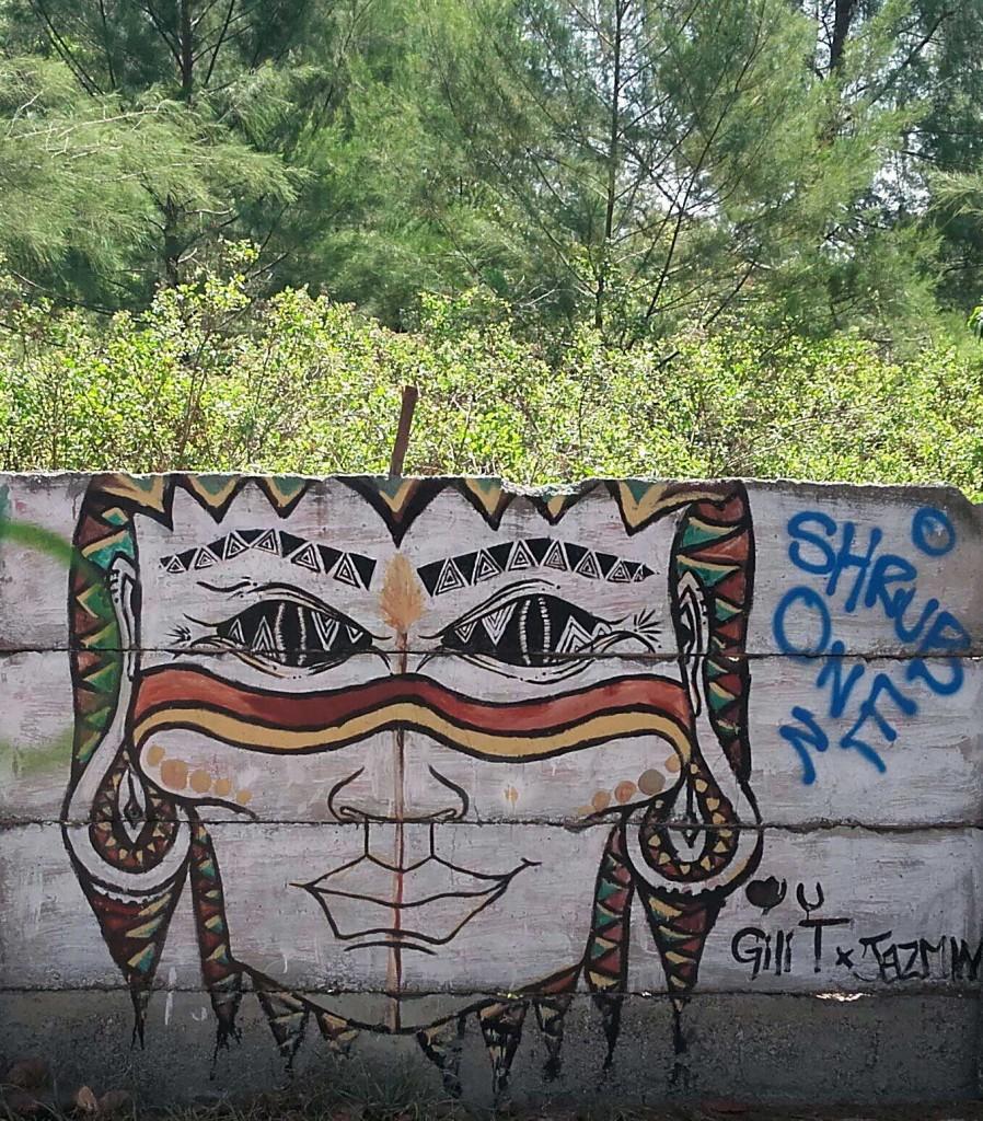 Arte urbano en Indonesia