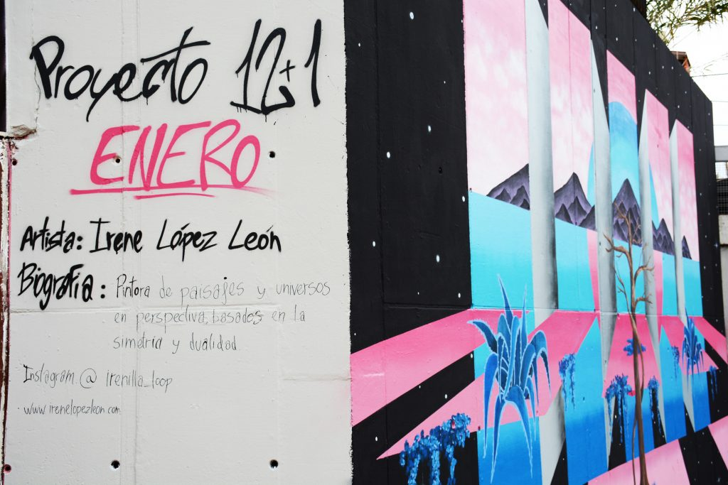 Irene Lopez Leon, L'Hospitalet CONTORNO URBANO