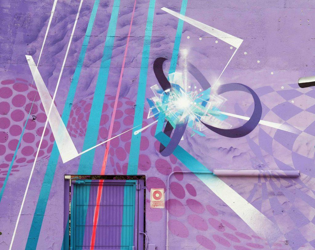 Claudio Drë arte urbano en Barcelona