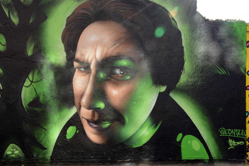Conse.eu arte urbano en Barcelona