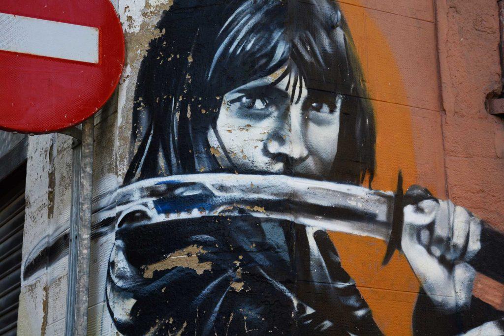 Arte urbano en Manresa