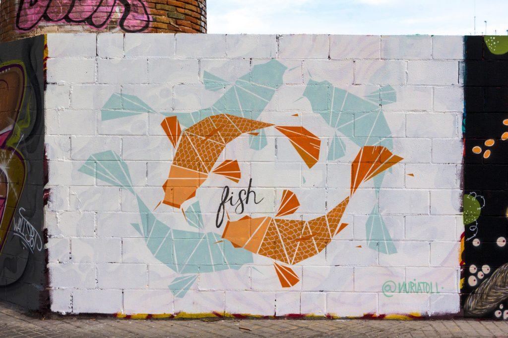 Núria Toll digerible arte urbano