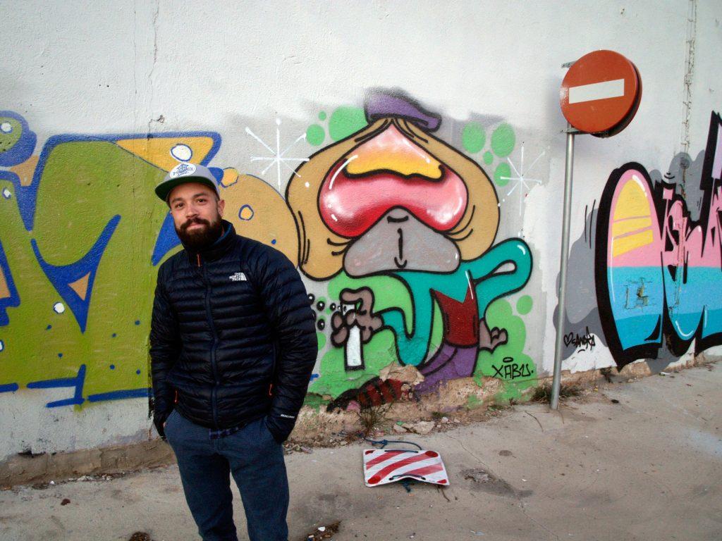 arte urbano citystop Barcelona