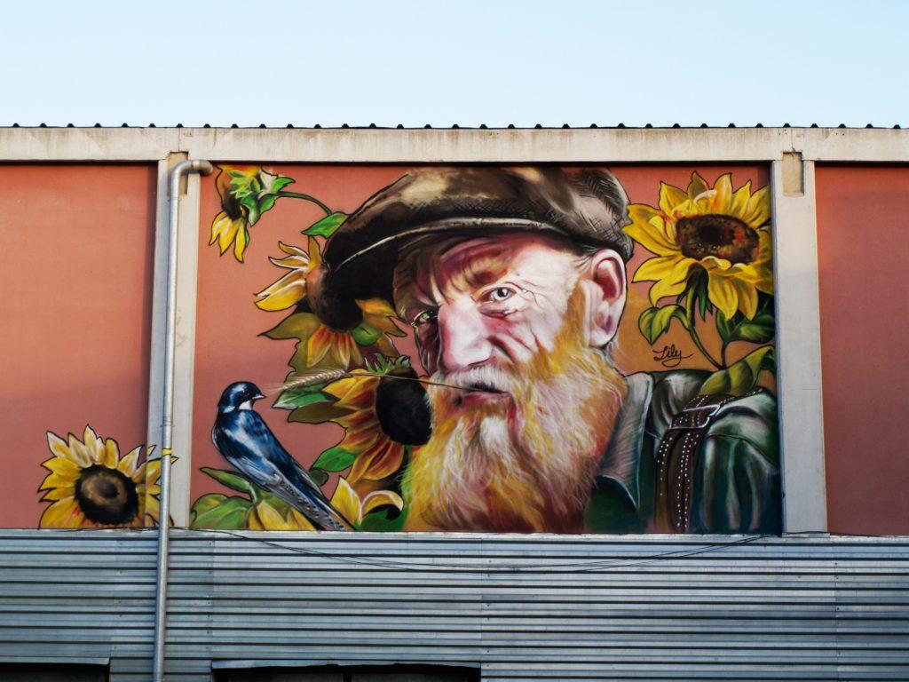 arte urbano lily brik, Gar Gar festival