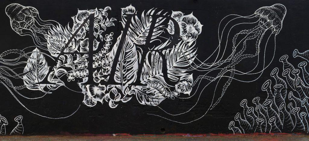 Paula Jansen & Votto arte urbano, Barcelona