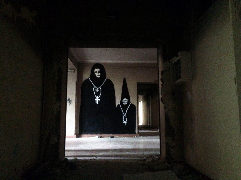 Arte urbano Gerson Ruiz, Barcelona