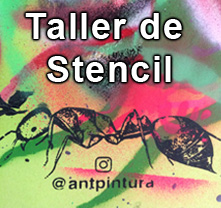 Introduction to Stencil Workshop with @antPintura @ Susurro Barcelona | Barcelona | Catalunya | España