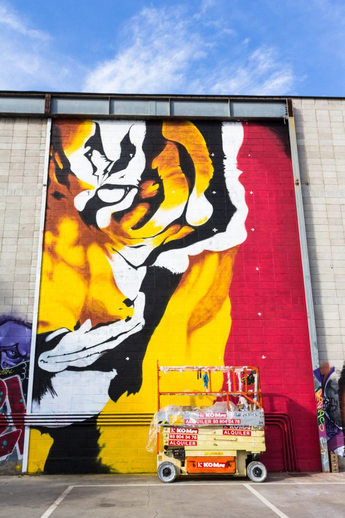 arte urbano Francesco Pinzón