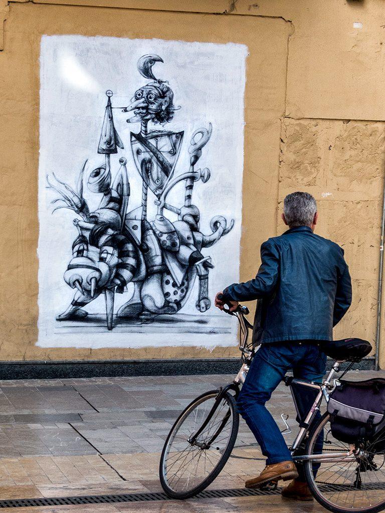 arte urbano Malaga