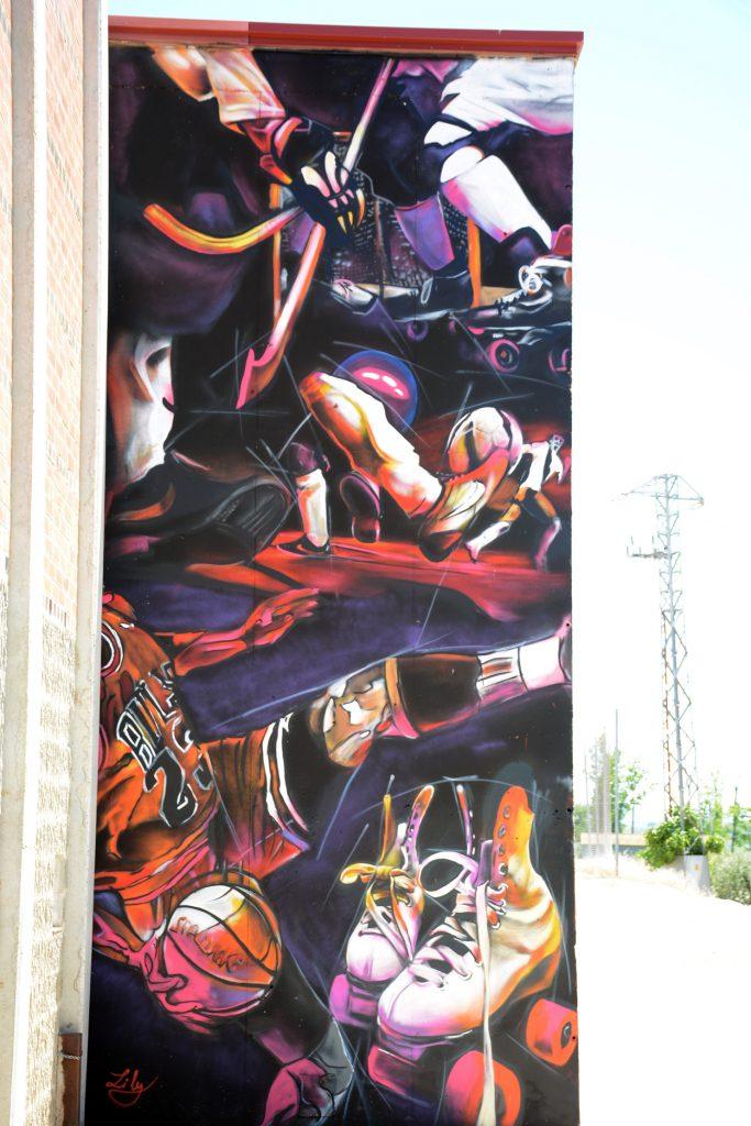 arte urbano lily brik