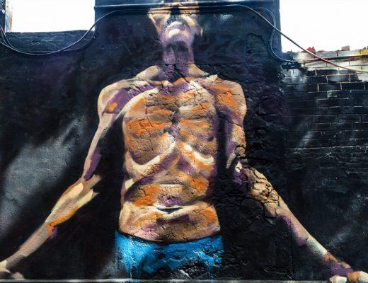 Arte urbano ManuManu, Barcelona
