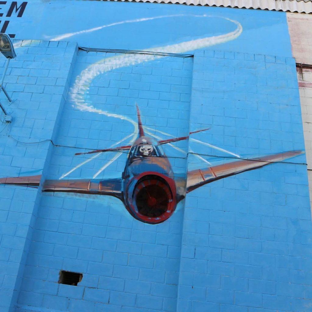 Circuito Urbano La Bañeza : Arte urbano en la bañeza león españa digerible