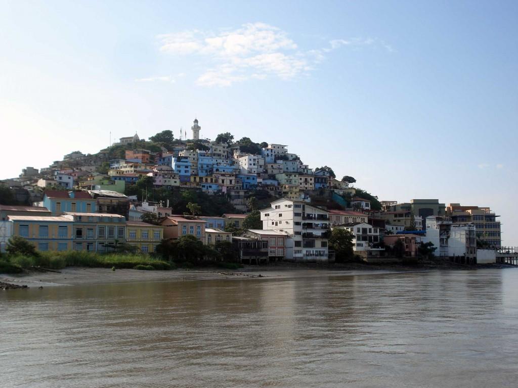 Río Guayas, Ecuador - digerible