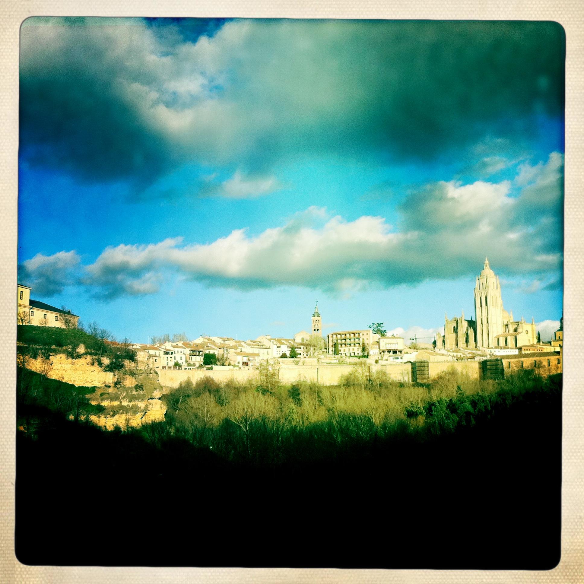 Segovia fotografía