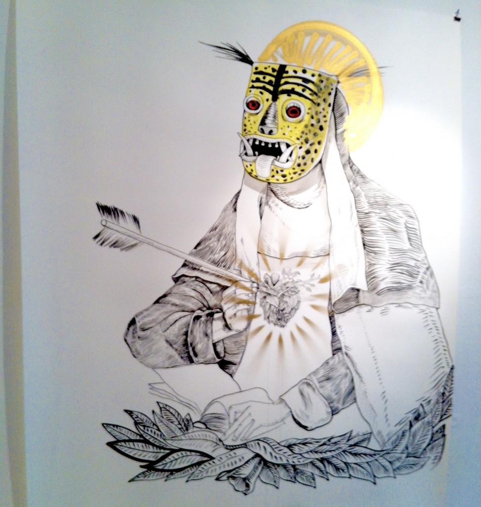 Barroco Meztizo - Galería Montana Barcelona
