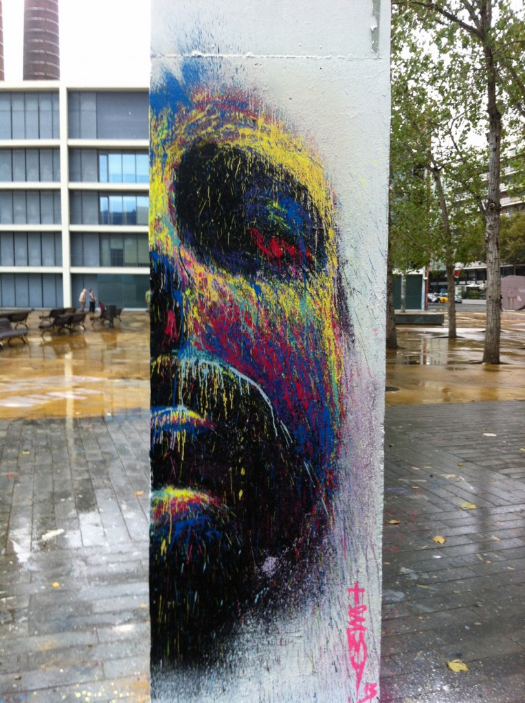 arte urbano digerible txemy