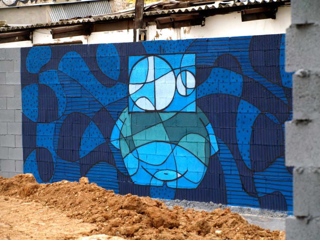El Gordo Arte urbano digerible