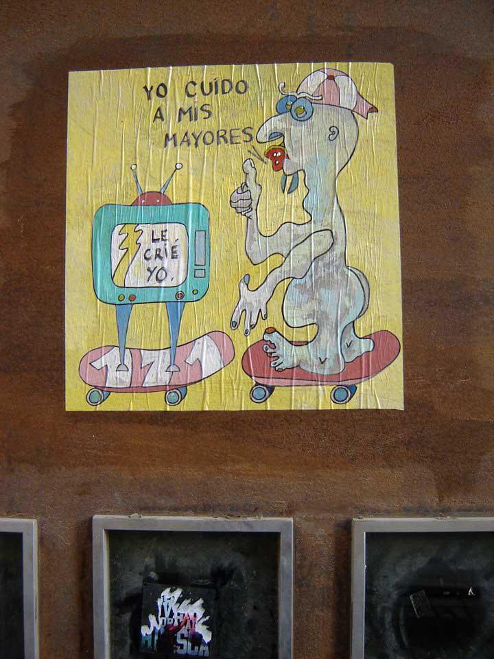 Arte Urbano en Huesca DigeribleArte Urbano en Huesca Digerible