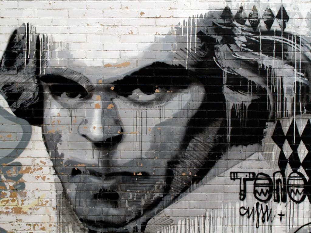 Beethoven Arte Urbano Almería digerible