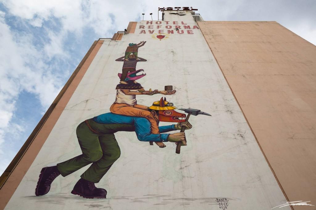Saner Arte Urbano Digerible
