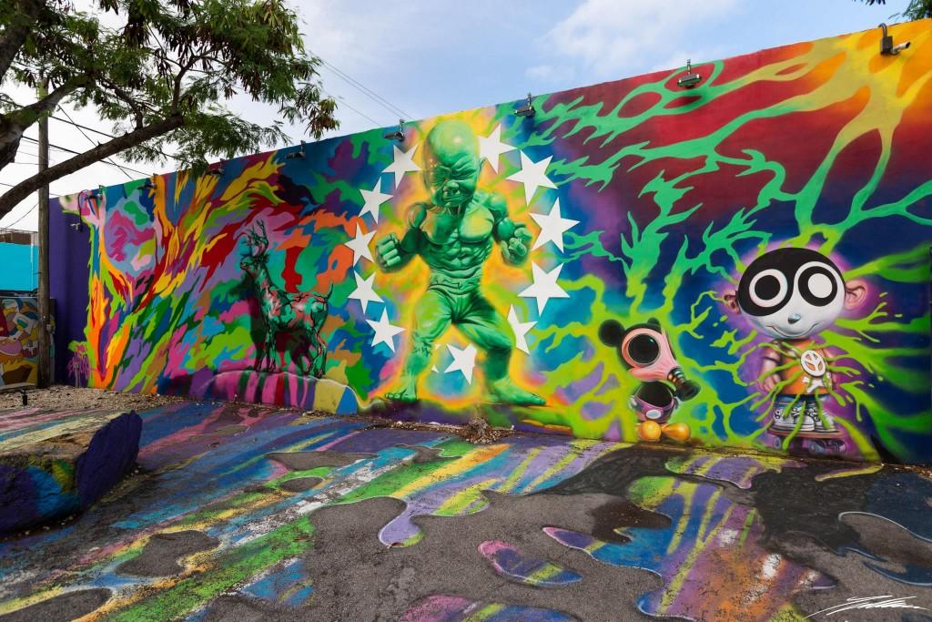 Ron English arte urbano digerble