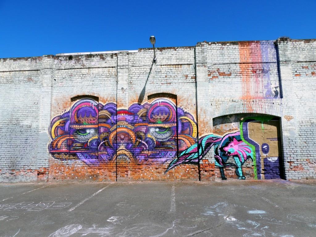 Arte Urbano, Sean Duffell, New Zealand, Digerible