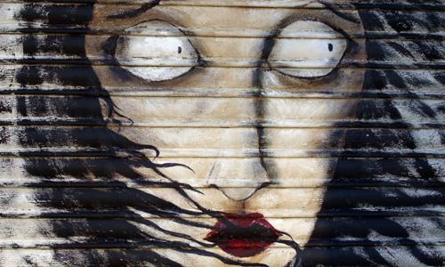 Ama Sori, Arte Urbano, Barcelona, Digerible