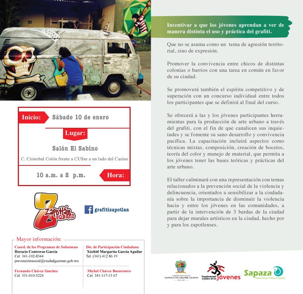 taller de arte urbano México